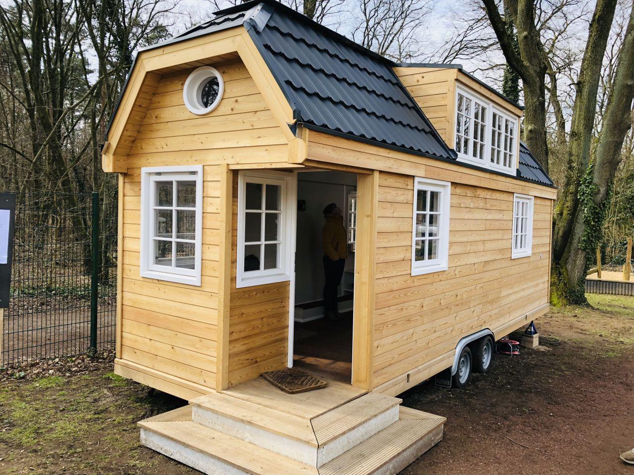 Wohnen im Tiny House - Perfekt für Singles?