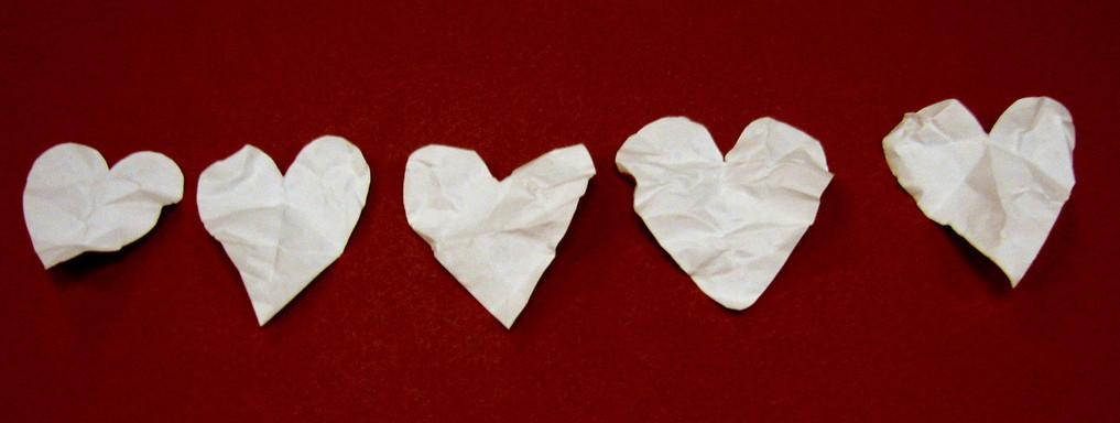 Was macht ein Herz, wenn es gebrochen wird?