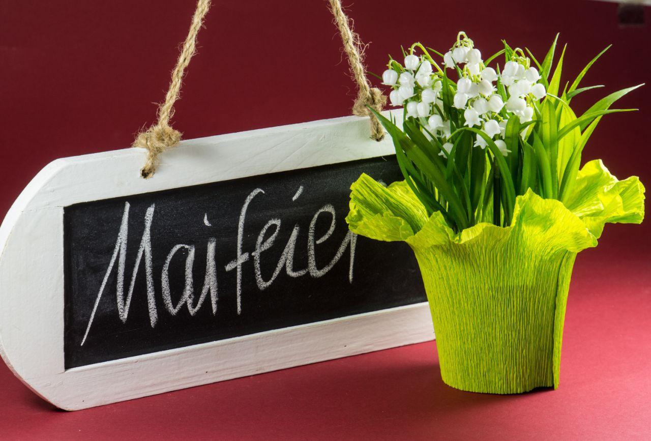 Einen fröhlichen 1. Mai wünscht jaii!