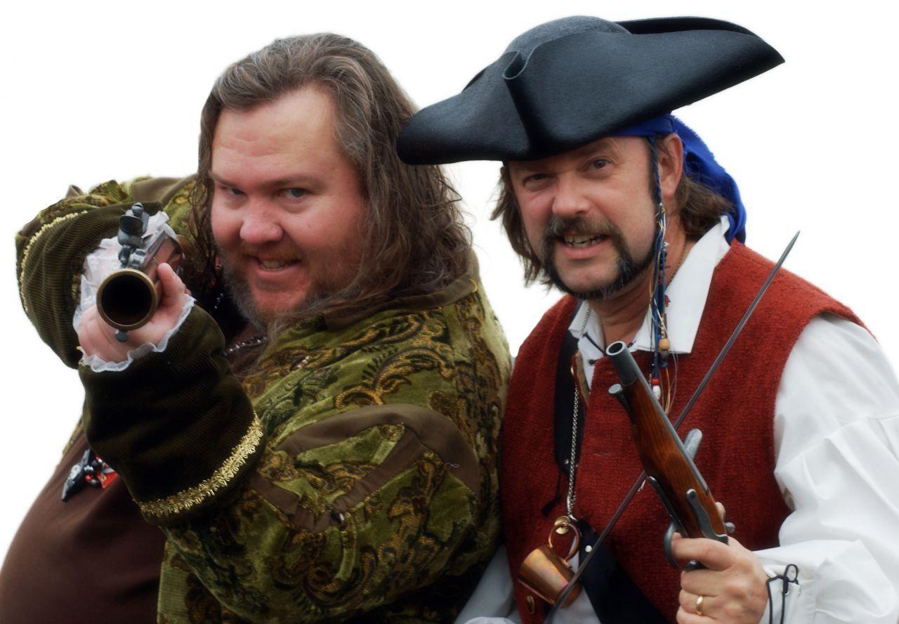 Sei kein Dösbaddel! Sprich wie ein Pirat!