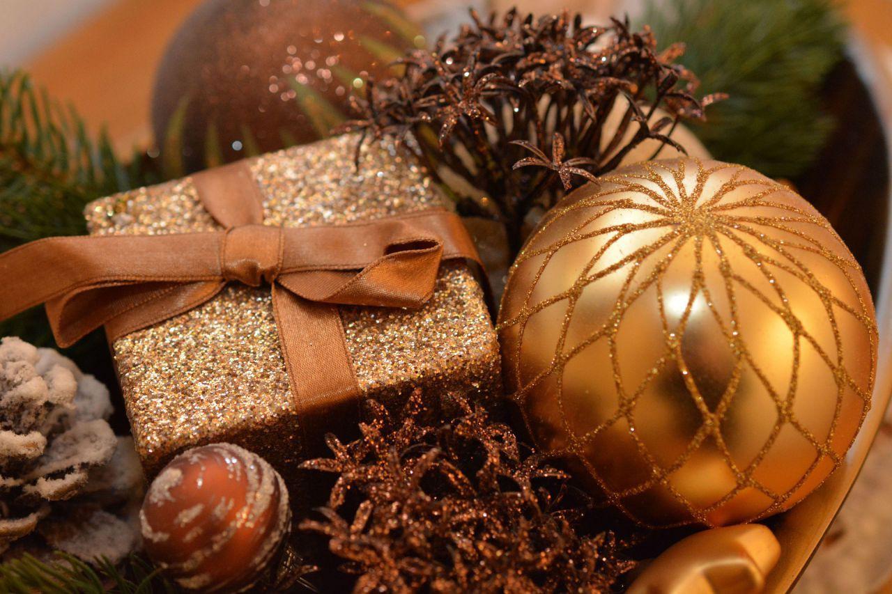 Eine gesegnete Weihnacht ...