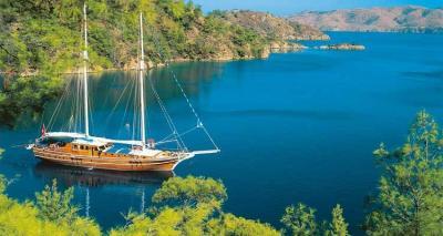 Die Tantra Yacht 2020