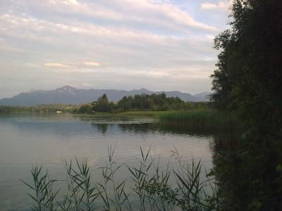 Schamanische Praxistage am Staffelsee: vom 02. Juli (abends) bis 04. Juli 2021