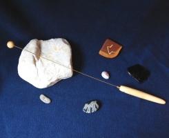 Rute/Tensor, Runen und Symbole